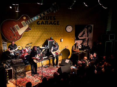 Blues Garage in Isernhagen