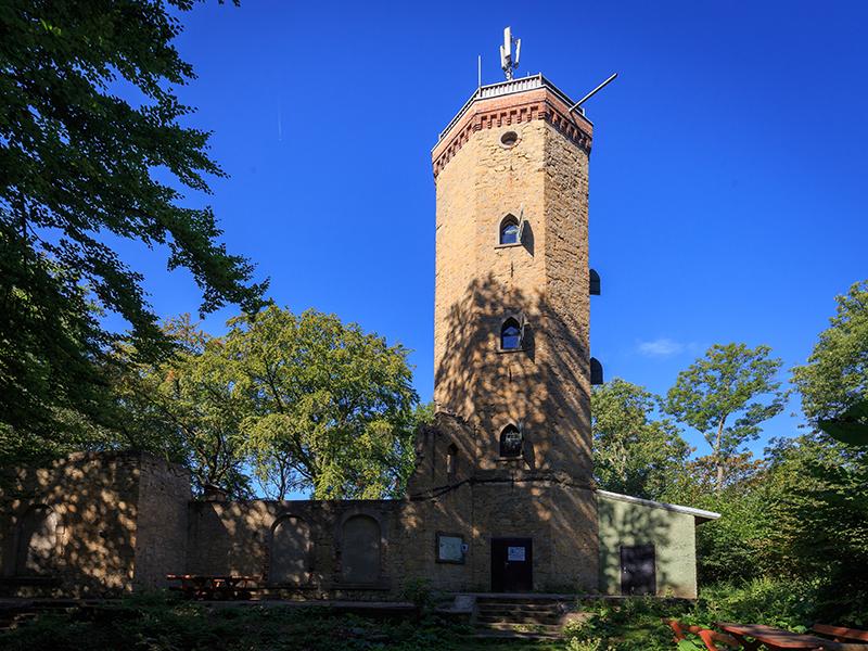 Burgbergturm in Gehrden.