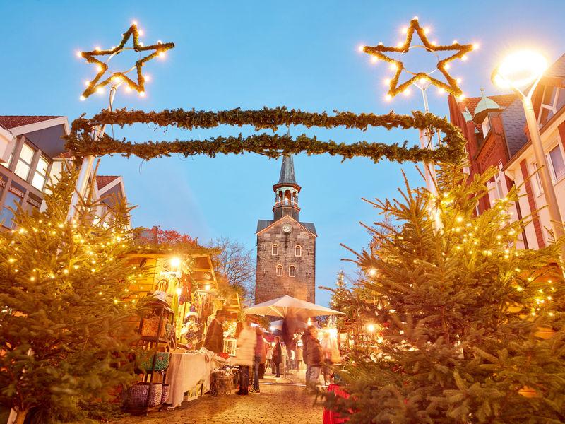 Weihnachtsmarkt In Wunstorf Weihnachten