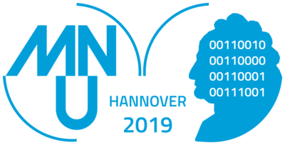 Logo MNU-Bundeskongress 2019