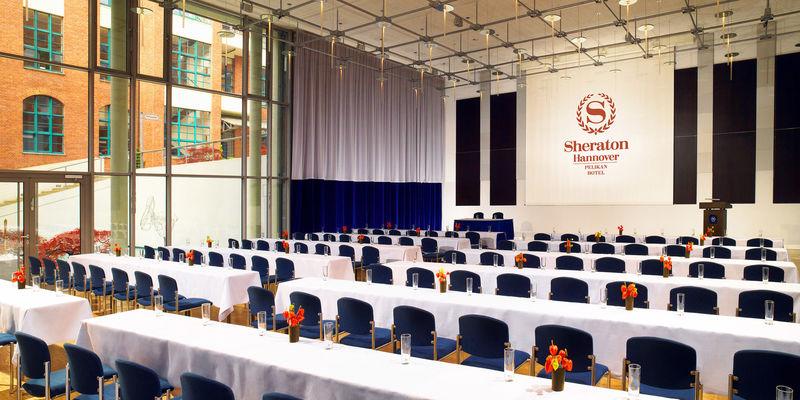Sheraton hannover pelikan hotel superior congress for Designhotel wienecke xi hannover