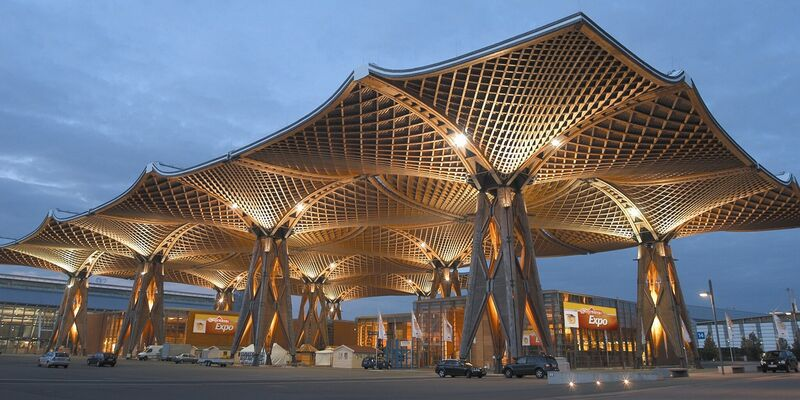 Deutsche messe ag exhibition grounds conference venues for Designhotel hannover