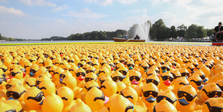 NKR Duck-Fun(d)racing: Charity-Entenrennen