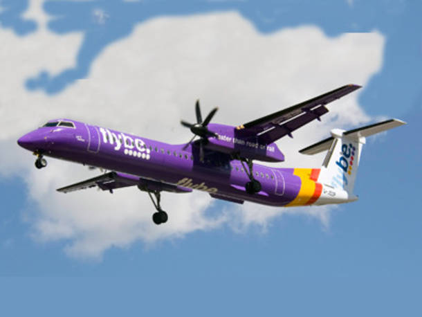 Flybe - Bombardier Q400