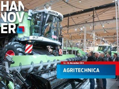 Agritechnica 2017 messen kongresse for Designhotel hannover