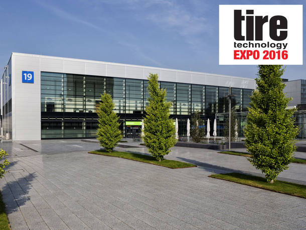 Tire Technology Expo - Halle 19/20