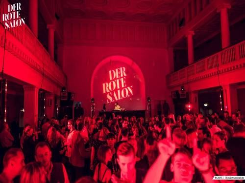 Party im Beethovensaal