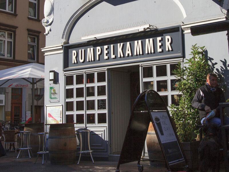Rumpelkammer | Kneipen | Nightlife | Lifestyle & Nightlife