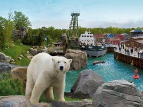 Yukon-Bay at Hannover Zoo