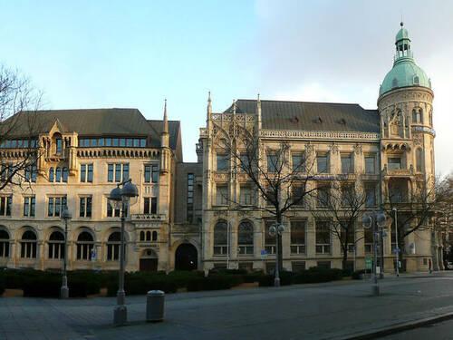 Gebäude Der Deutschen Bank Sehenswürdigkeiten Sehenswürdigkeiten