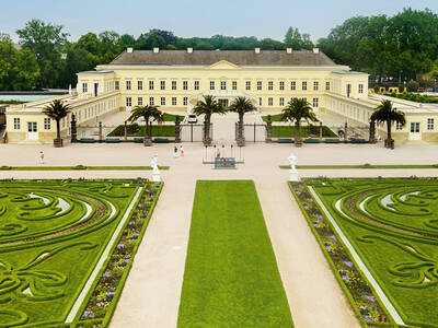 museum schloss herrenhausen herrenhausen home. Black Bedroom Furniture Sets. Home Design Ideas