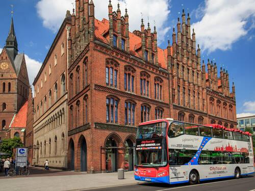 Tourist information hannover ffnungszeiten service infos for Hannover souvenirs