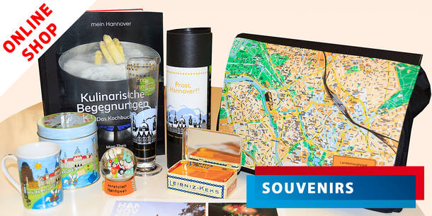 City tours package arrangements souvenirs online shop for Souvenir hannover