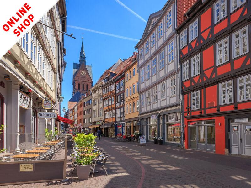 Hannover verschenken geschenke weihnachten gutschein for Souvenir shop hannover