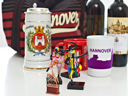 Give aways serviceangebote f r unternehmen service for Souvenir hannover