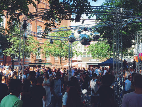 Mitten in der Stadt - Outdoor Music Festival