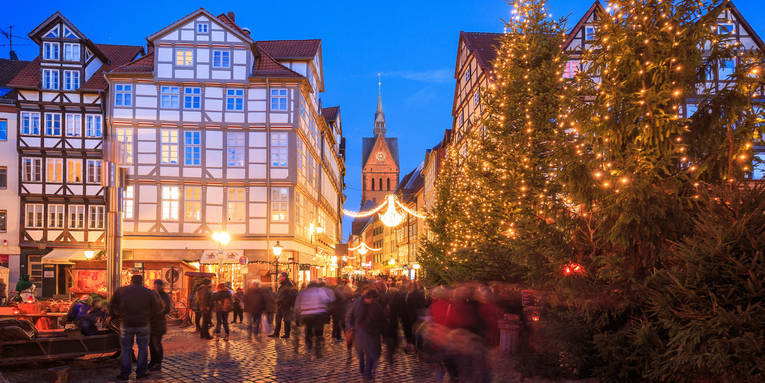 Christmas Market Hannover
