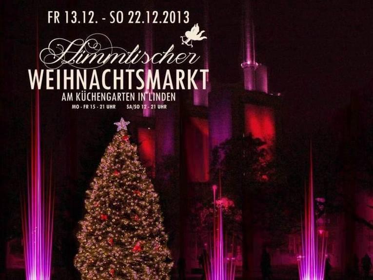 Himmlischer Weihnachtsmarkt Meldungen Bilder Stadtbezirk
