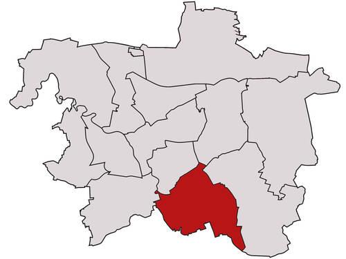 Ein Stadtbezirk Stellt Sich Vor Der Stadtbezirk Stadtbezirk