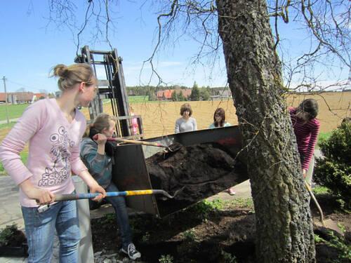Girlsday 2012 - Alle mal Hand anlegen