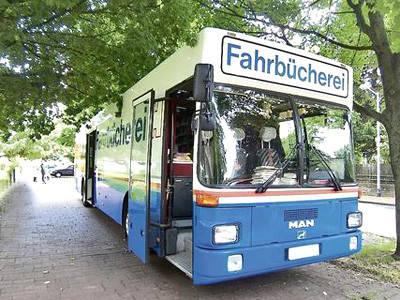 Foto Bücherbus Hannover