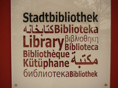 Internationale Bibliothek