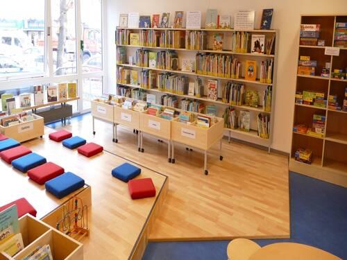 Südstadt Bibliothek