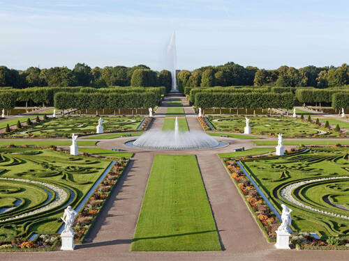 Royal Gardens Of Herrenhausen | Tourist Highlights | Places Of