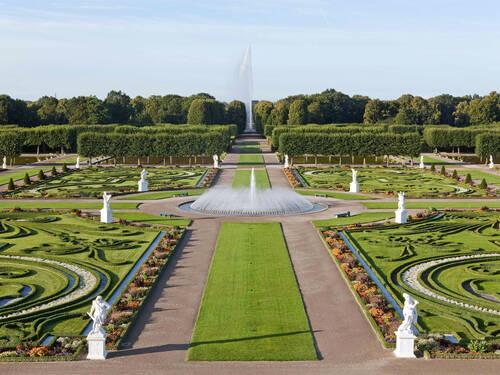 Royal Gardens Of Herrenhausen Tourist Highlights Sightseeing