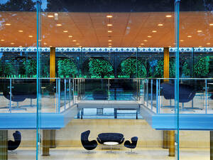 Arne Jacobsen Foyer