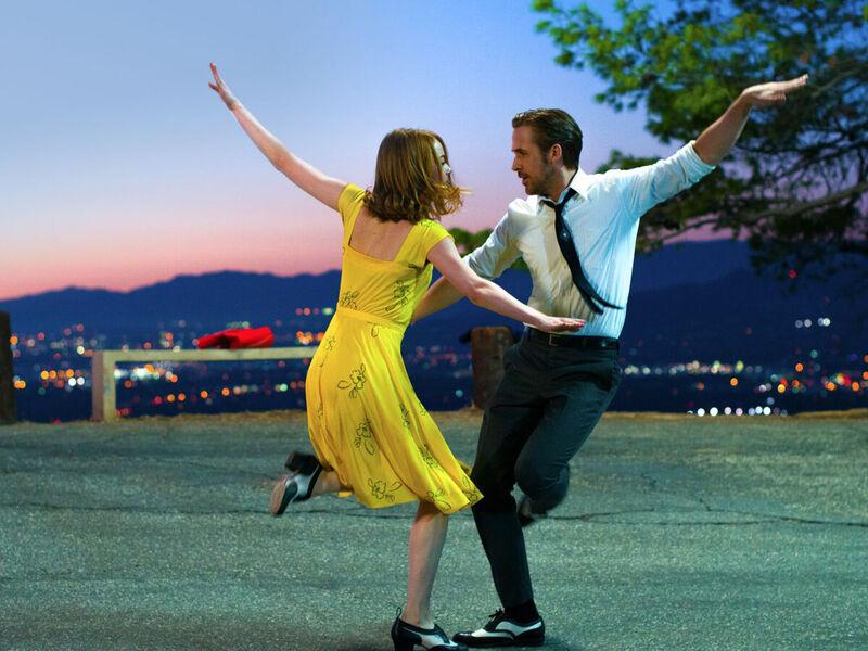 Open Air Kino: La La Land | Sommernachtsträume Im Gartentheater ... Open Air Kino Garten Selber Machen