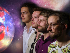 The Planetoids: Groove Pop, Indie, Funk, Disco