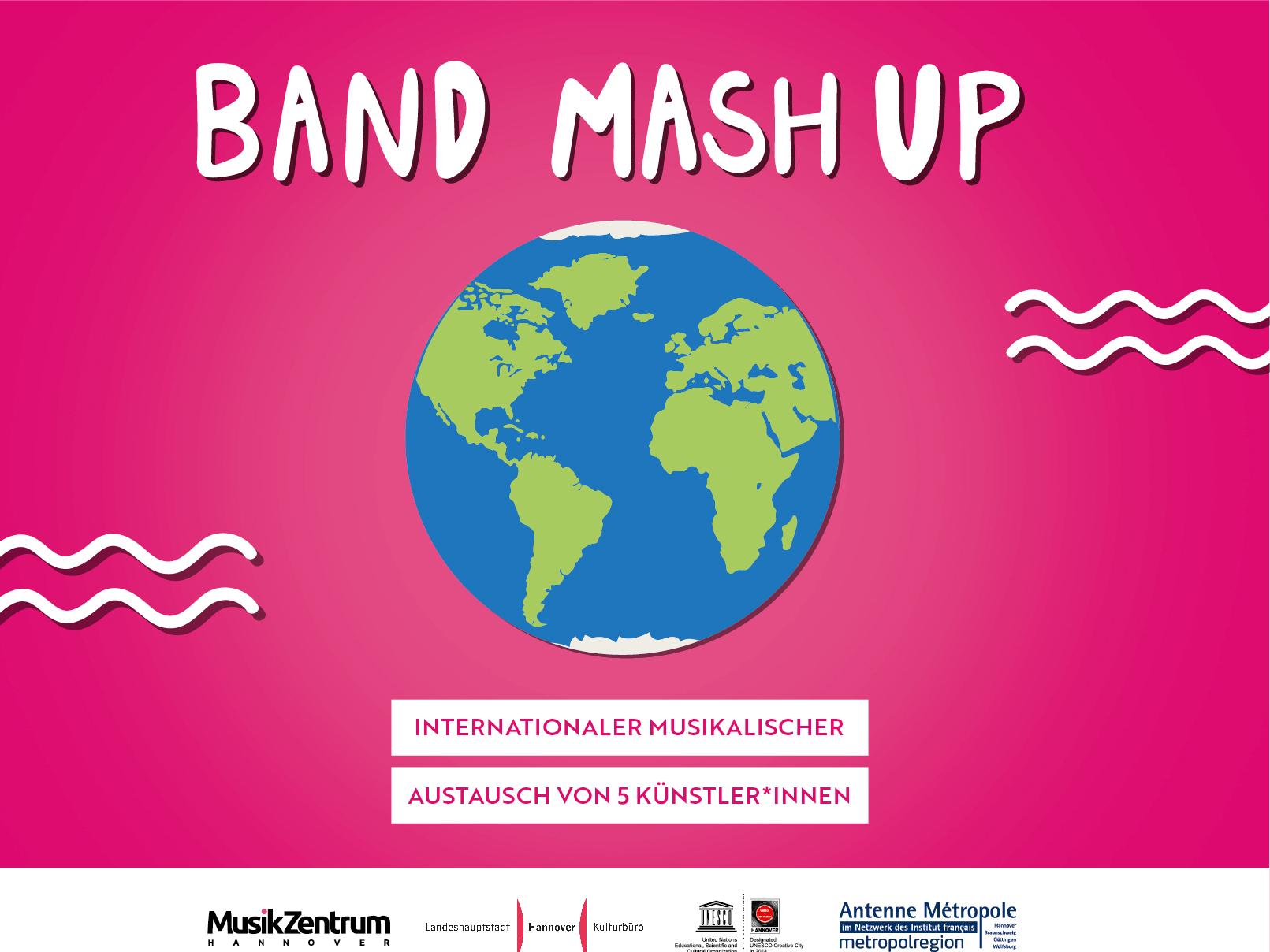Hannover sowie Partner- und Unesco-City-of-Music-Städte im Netz