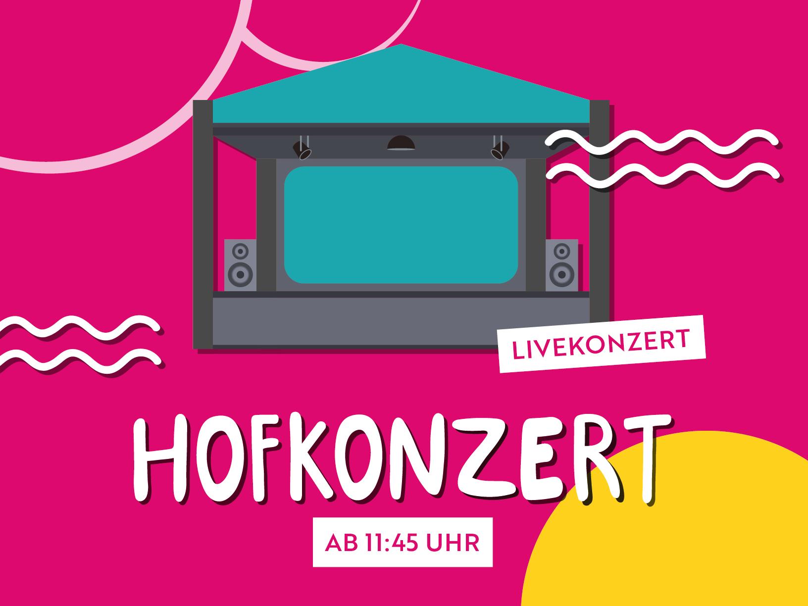 FdlM 2020: Hofkonzert, Sonntag, 21. Juni, ab 12 Uhr