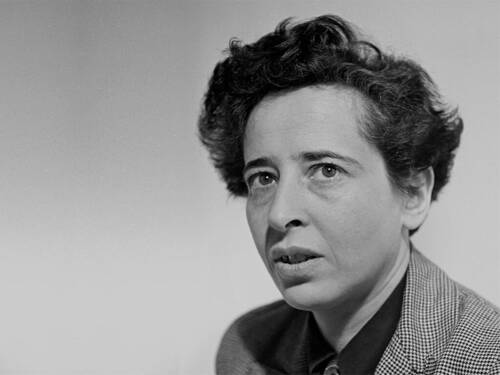 HANNAH ARENDT TAGE