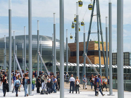 Expo 2000 in Hannover