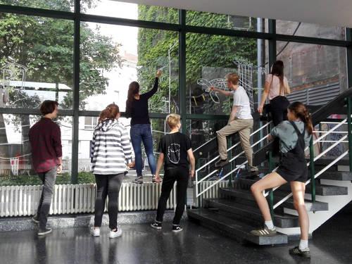 Kubus Hannover über uns städtische galerie kubus kunstvereine und häuser
