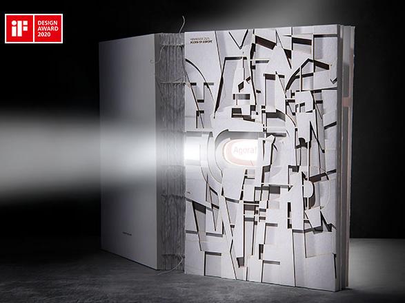 Bid Book Hannover: Preisträger des iF Design Award 2020