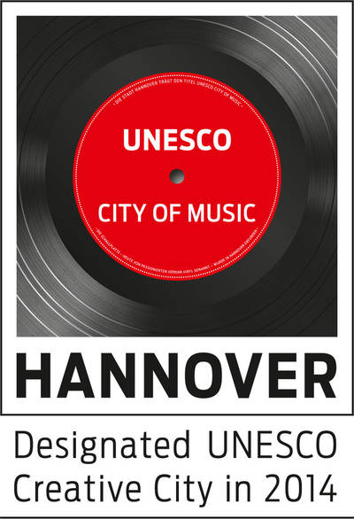UNESCO City of Music: Basis-Logo