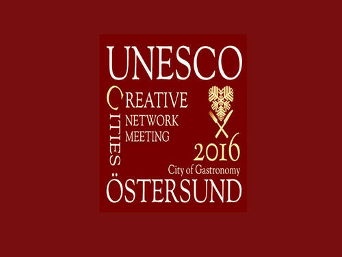 UNESCO Creative Network Meeting 2016 in Östersund