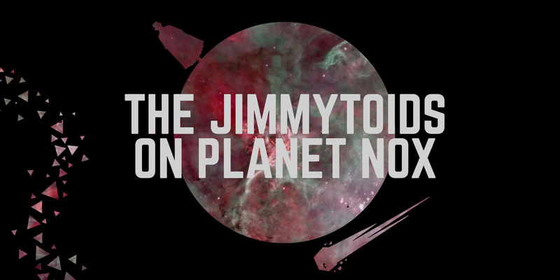 Hannover Jimmy Nox + The Planetoids