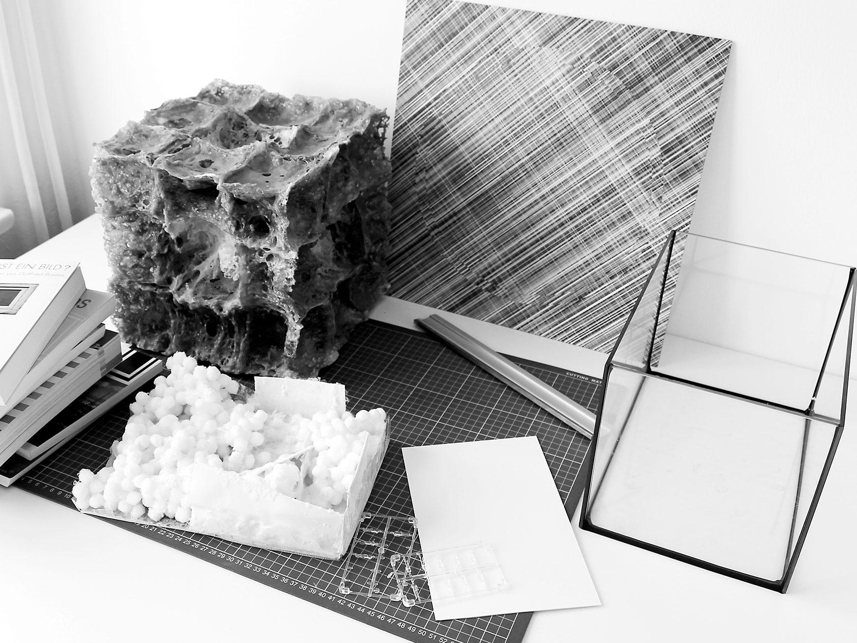 metavier – Galerie vom Anfang und Ende