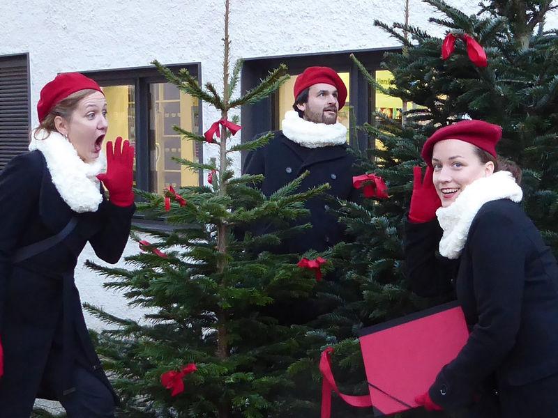 Sonntag auf dem Weihnachtsmarkt   Weihnachten ...