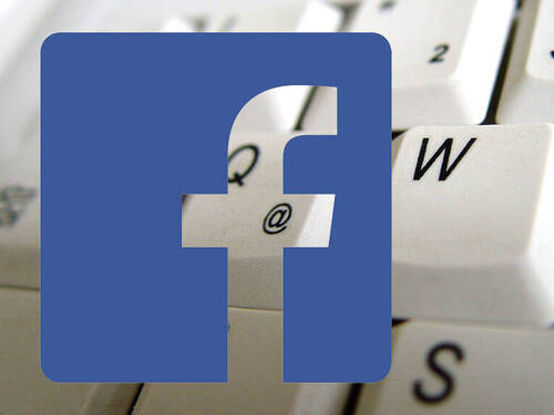 Symbolbild Newsletter & Facebook
