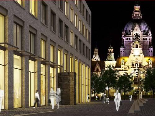 Geplanter lernort die hannoversche stadtgesellschaft und - Rtw architekten ...