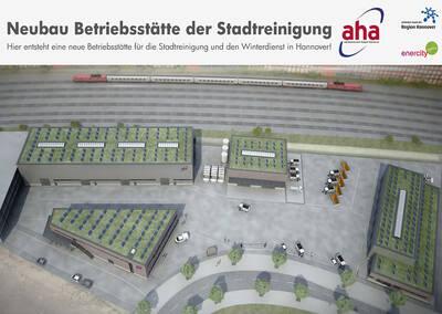 Neubau Aha Hannover Baut Bauen Denkmalpflege Planen Bauen