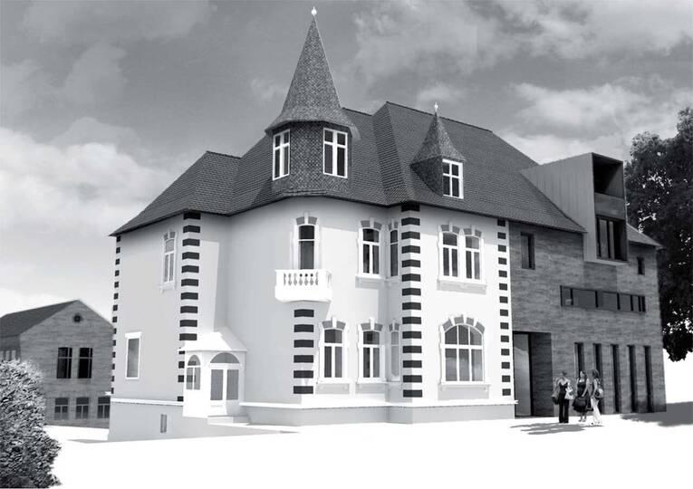 tiergartenstra e 125 wohnbauinitiative 2013 hannover baut planen bauen wohnen. Black Bedroom Furniture Sets. Home Design Ideas