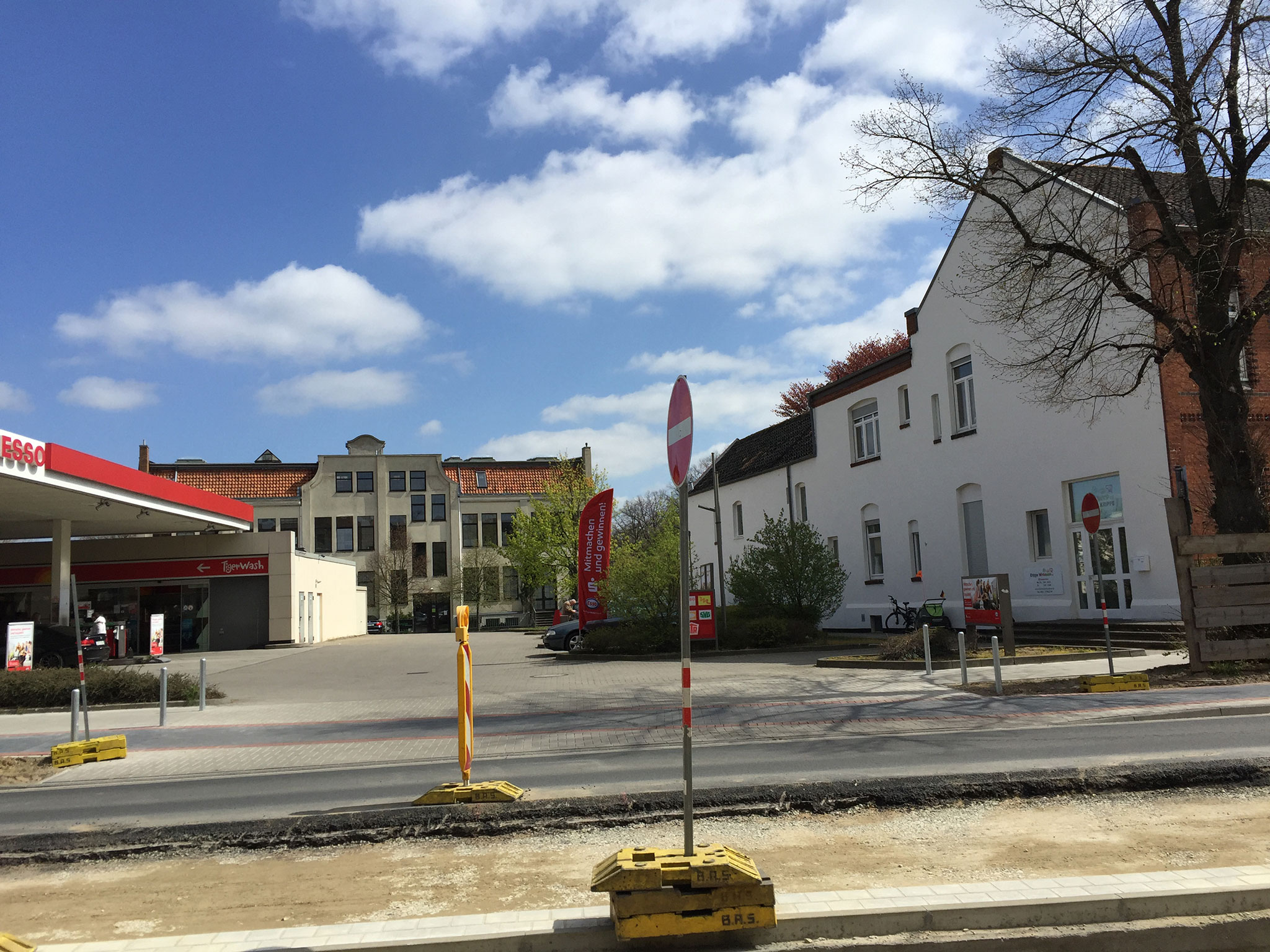Gebäudeansicht Gewerbegebiet Oberricklingen Nord-Ost