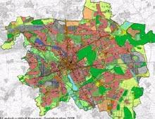 Flächennutzungsplan der Landeshauptstadt Hannover