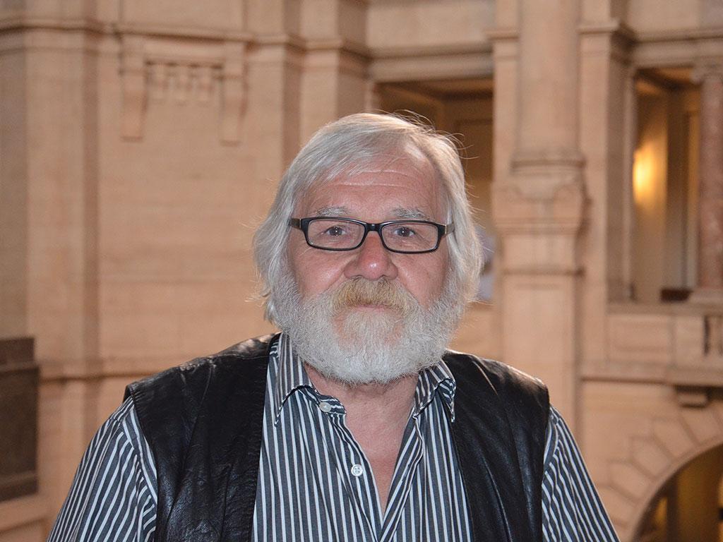 Herr Detlev Sprenz
